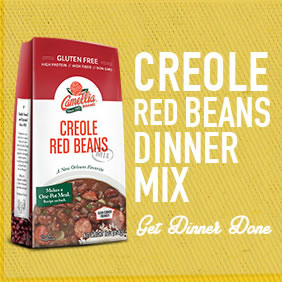 Creole Red Beans Dinner Mix. Get Dinner Done
