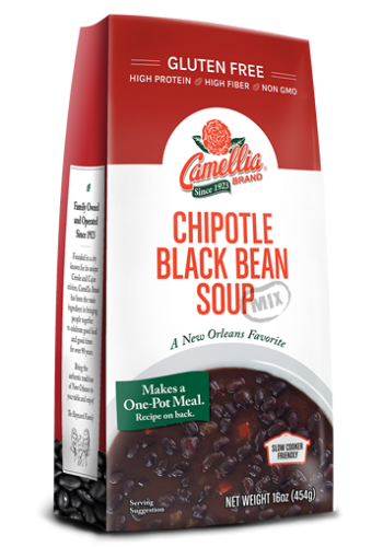 Chipotle Black Bean Soup Mix