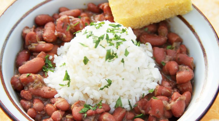 Vegetarian louisiana style red beans and rice recipes camellia red beans forumfinder Images