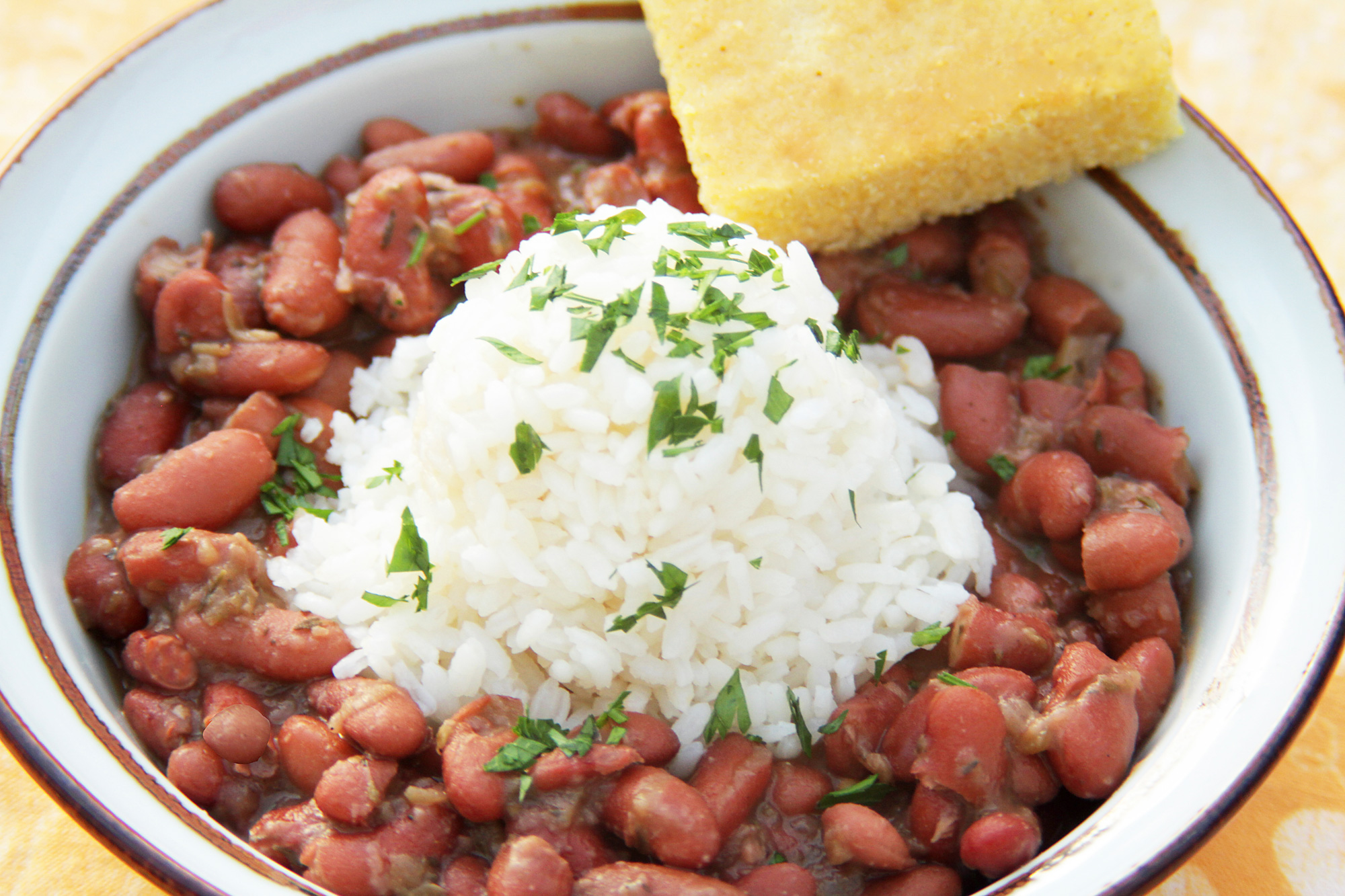 New Orleans Style Red Beans Rice Recipes Camellia Brand
