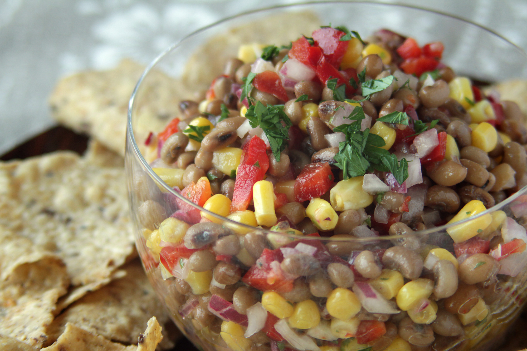 Field Pea Salsa