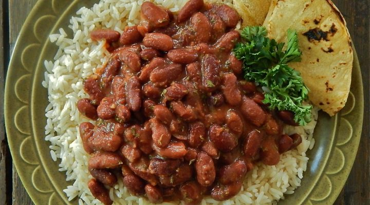 Latin american style red beans and rice recipes camellia brand latin american style red beans and rice forumfinder Images