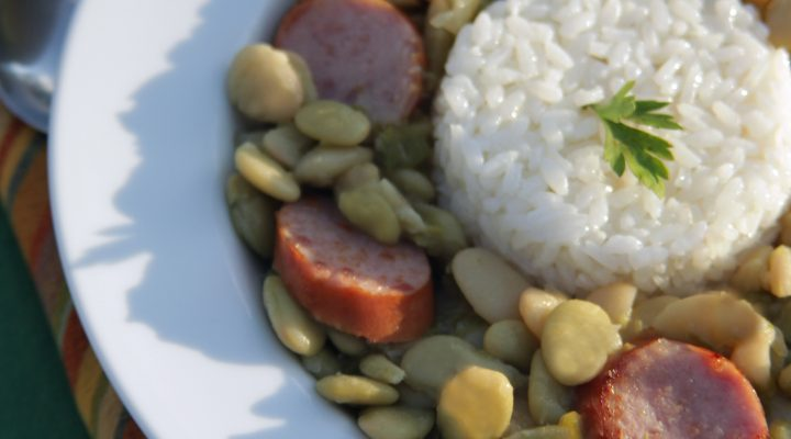 Green Baby Lima Beans And Rice Recipes Camellia Brand