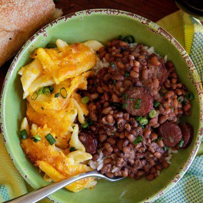 Patricia's Perfect Field Peas