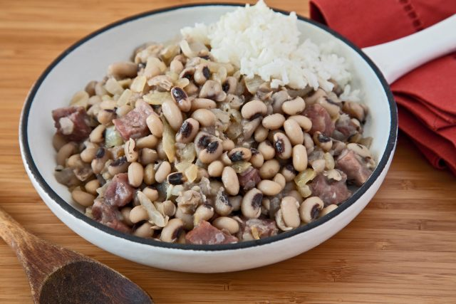 Black-eyed Peas on New Year's Day