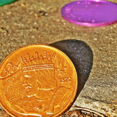 Mardi Gras Doubloon Featured Image