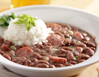 Cajun Creole Spice Red Beans and Rice