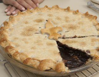 Blapple Pie from ProStart Contest