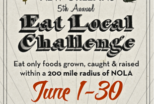 2015 Eat Local Challenge Flyer