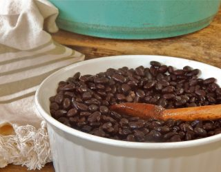 Easy Make-Ahead Black Beans