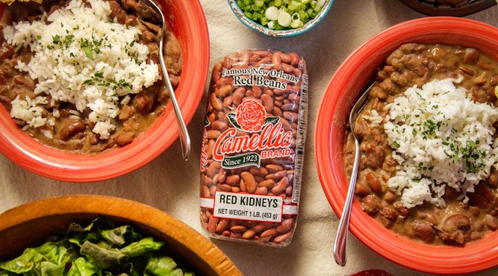 What to fix with red beans and rice