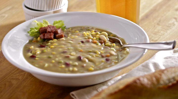 Louisiana Bean Soup