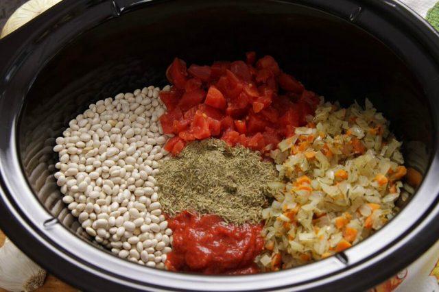 Camellia Tomato & White Beans Mix
