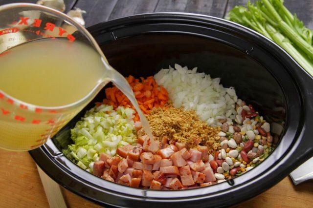 Camellia Louisiana Bean Soup Mix