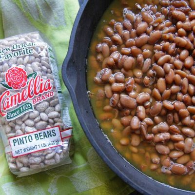 How to Turn 1 Pot of Pintos into 5 Meals