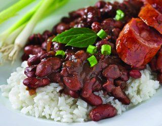 Royal Street Red Beans
