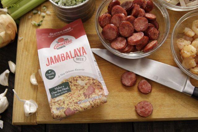 Camellia Jambalaya Dinner Mix