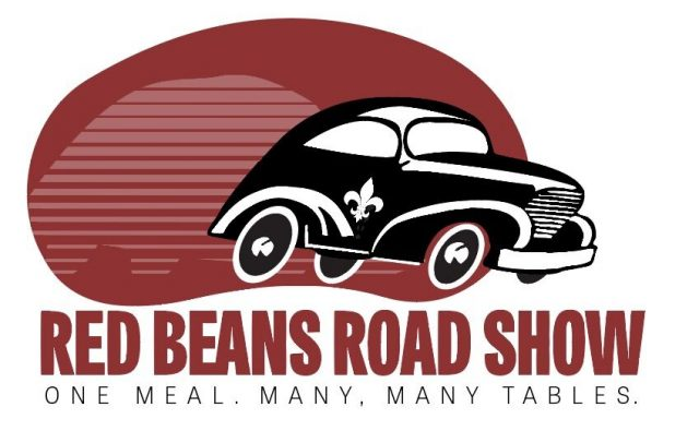 Red Beans Road Show Logo