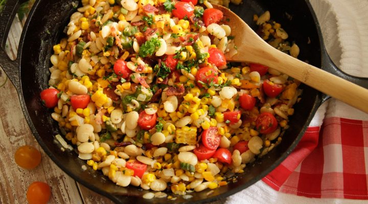 recipe: ingredients for succotash [31]