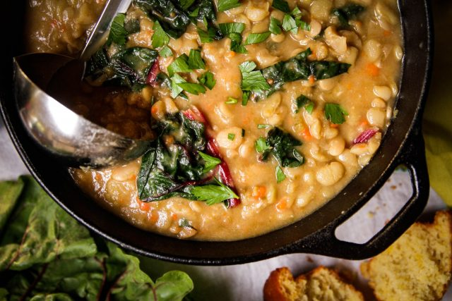 Beans and Greens Soup