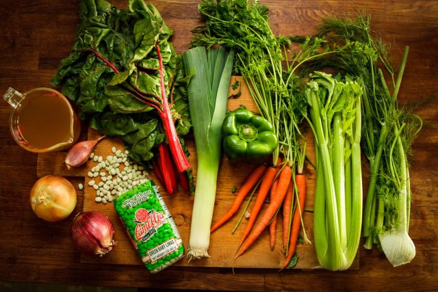 Top 10 Vegetarian Recipes