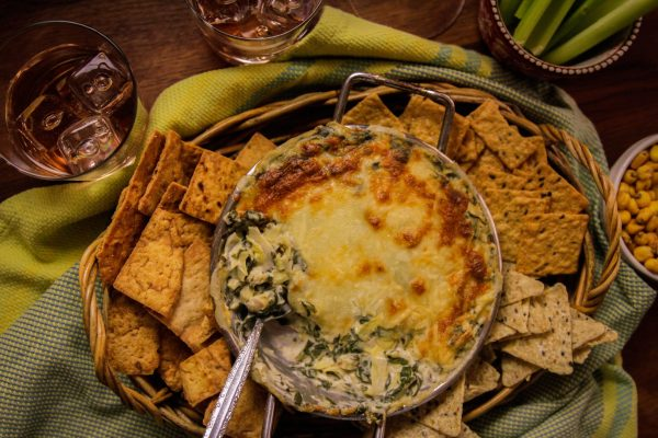 Hot Spinach, Artichoke & White Bean Dip :: Recipes ...