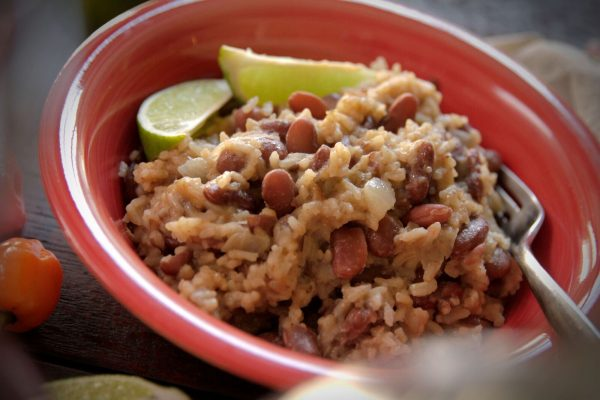 Virgin Islands Red Peas And Rice