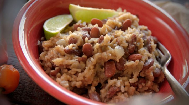 Caribbean Rice And Beans Recipes Camellia Brand
