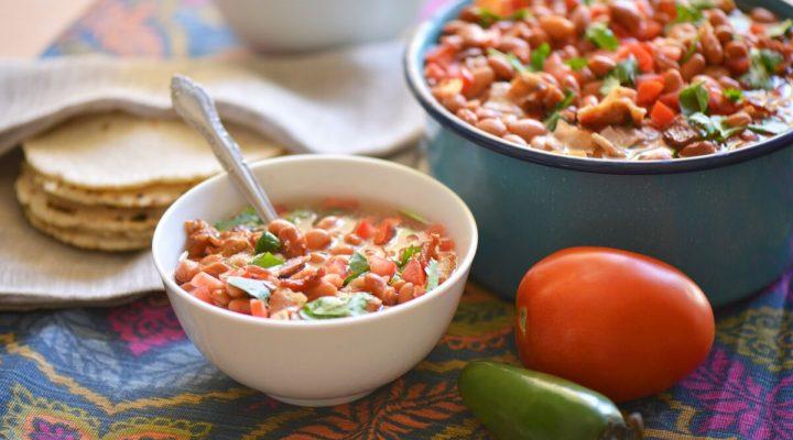 Frijoles Borrachos (Drunken Beans) :: Recipes :: Camellia ...