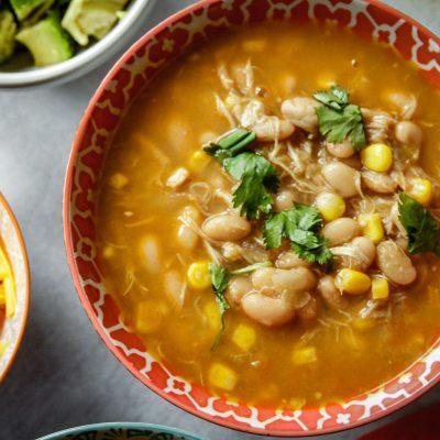 Instant pot chili soup