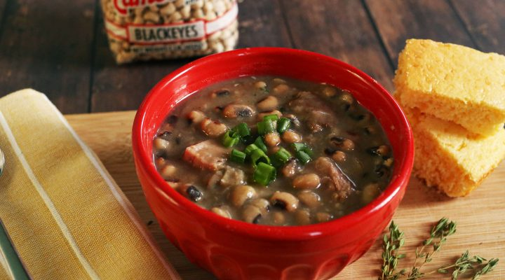 Hayward Family's Blackeye Peas