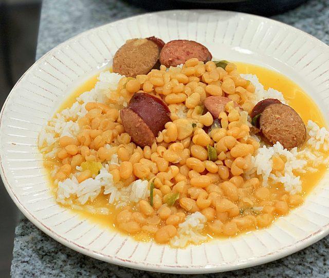 Instant Pot Navy Beans
