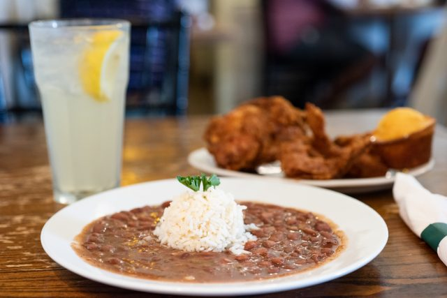 Willie Maye's Red Beans and Rice