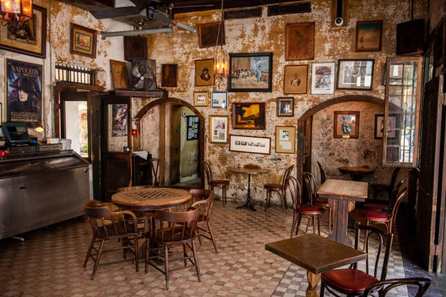 Napoleon House: Come for the Old World Ambiance, Stay for the Red Beans & Rice