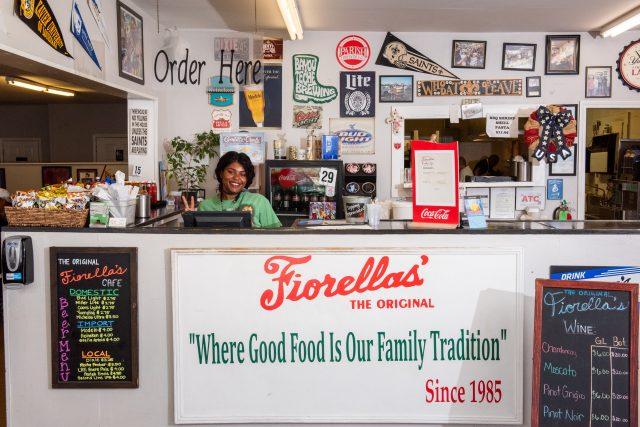 Fiorellas Cafe in Gentilly on June 14, 2021.