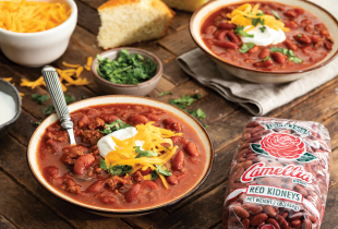 Old Fashioned Chili with Beans