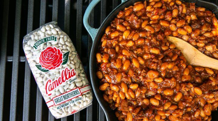 Louisiana Style Baked Beans