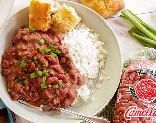 Dump and Go Red Beans